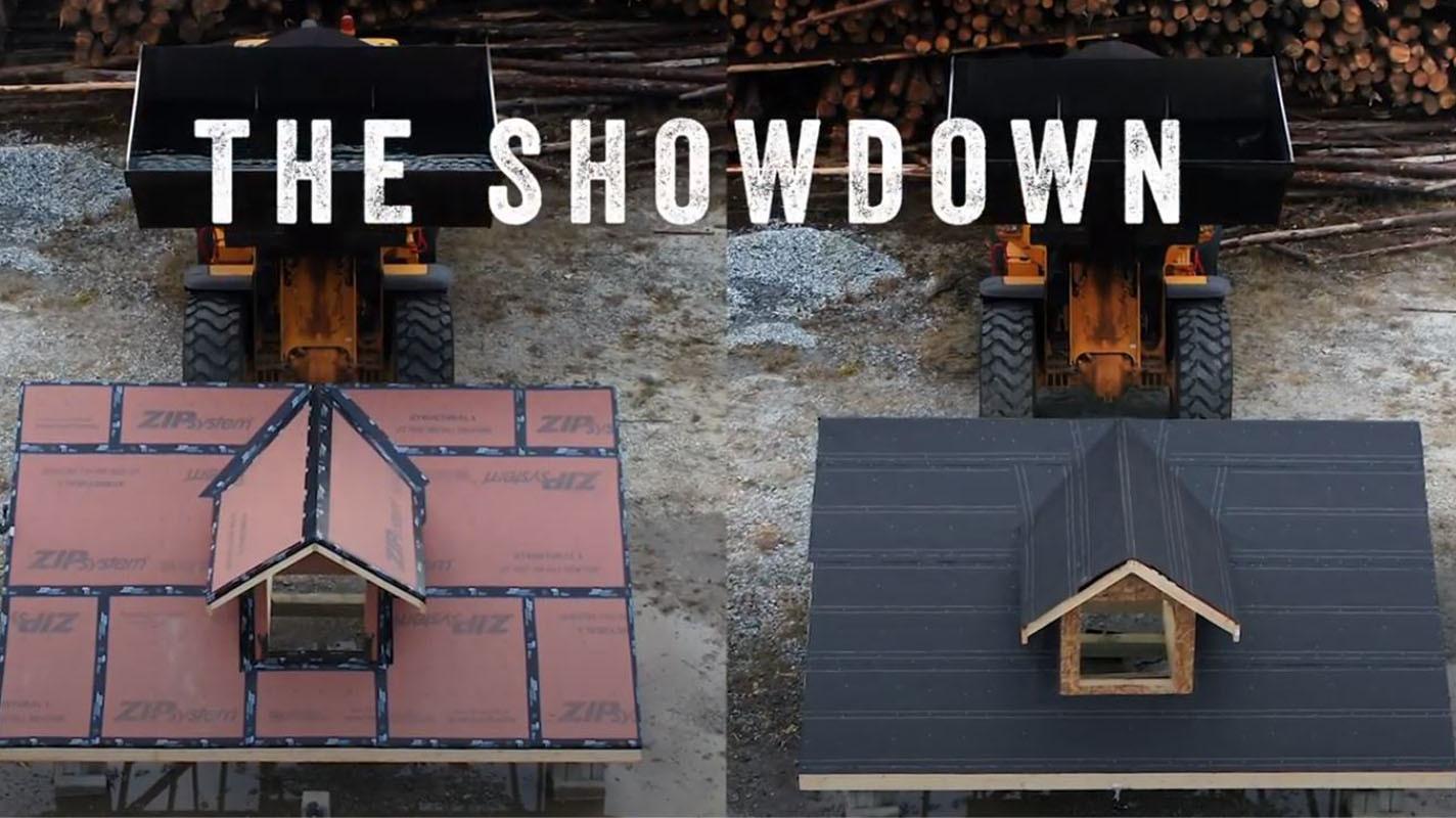 Roofimage showdown
