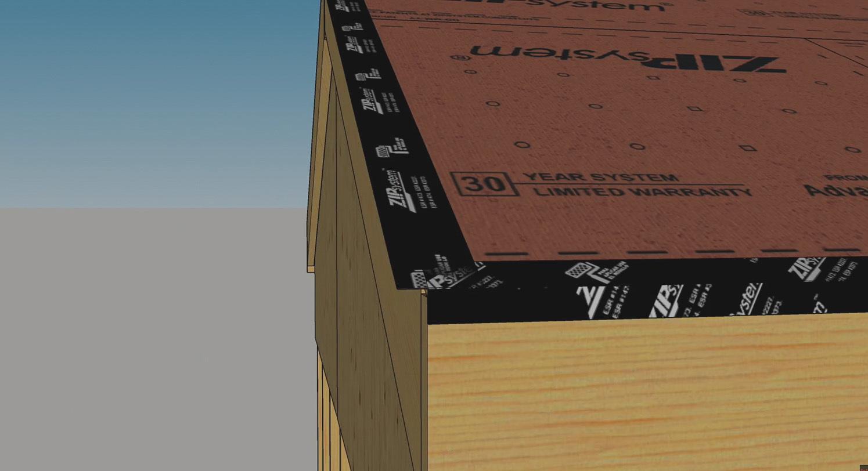 Zip roof video install stormproof