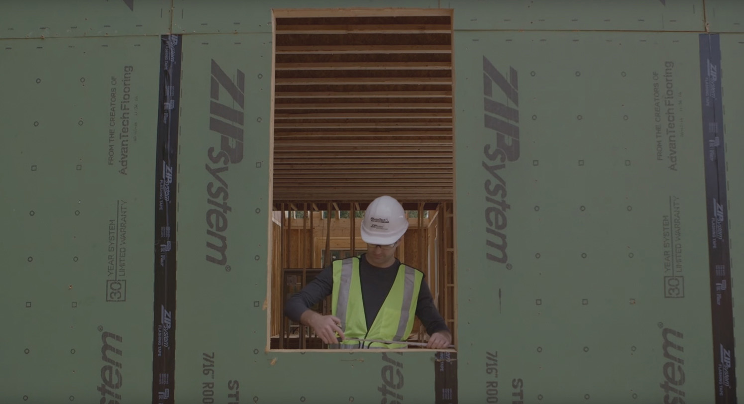 Zip wall video install how to seal windows