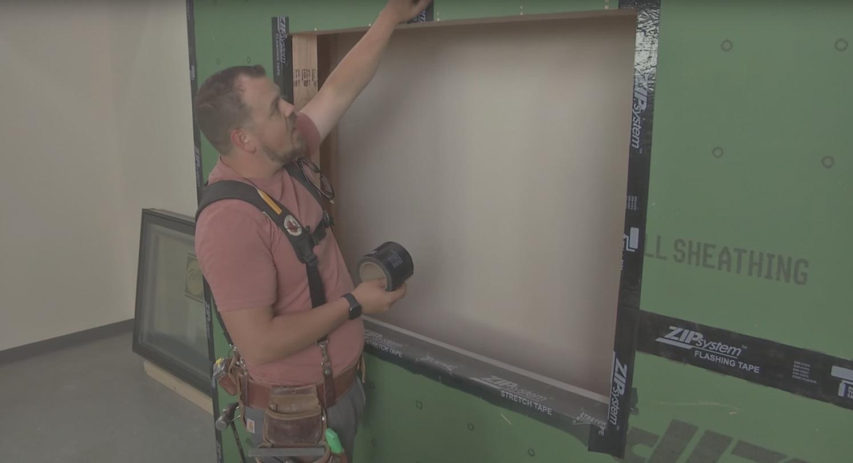 Zip wall video install part1 prepare